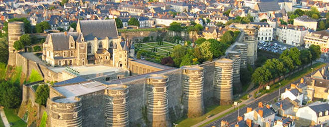 Département Maine et Loire