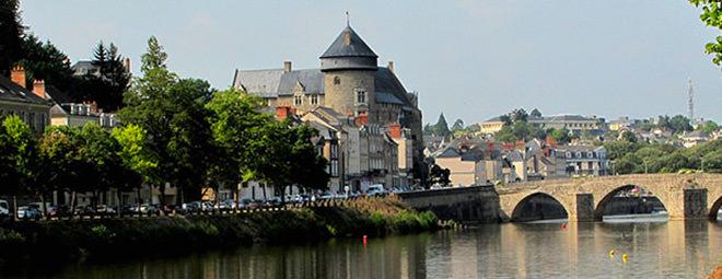 Département Mayenne