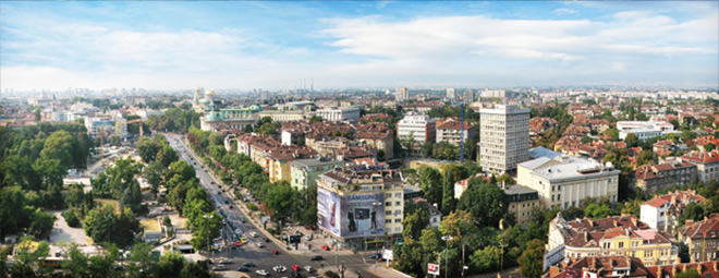 Pays Bulgarie
