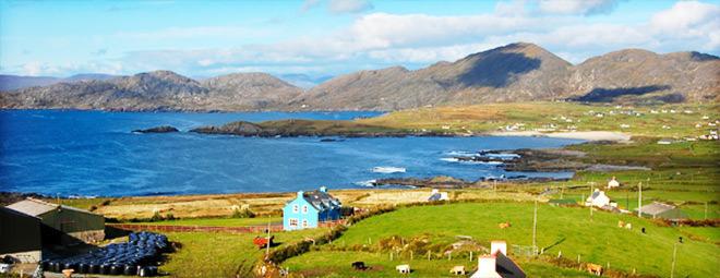 Pays Irlande
