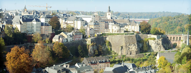 Pays Luxembourg