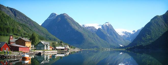 Pays Norvège