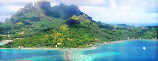 Pays Polynésie française