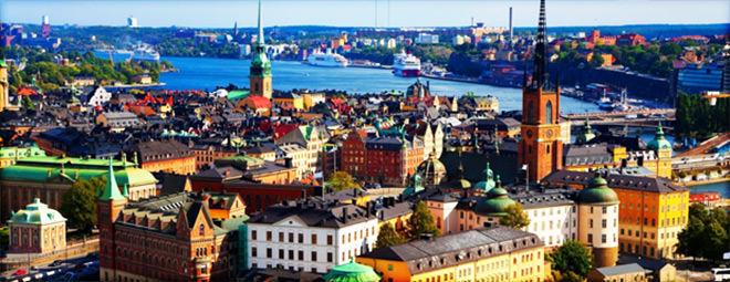 Pays Suède